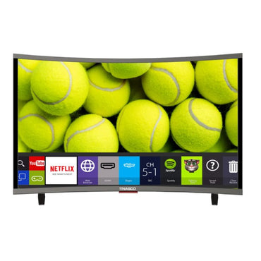 NASCO SMART TV LED 40″ INCURVE-HD- LED_NAS-J40CS