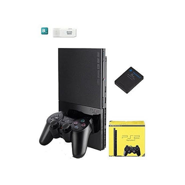 Sony Computer Entertainment Playstation 2 Slim Avec 2 Manettes