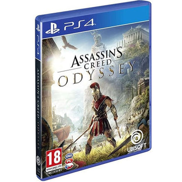 Assassins Creed Odyssey ps4 cd