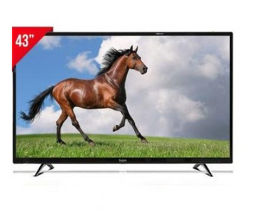 ICONA SMART TV - A430STS Smart Digital Satellite LED TV - 43""
