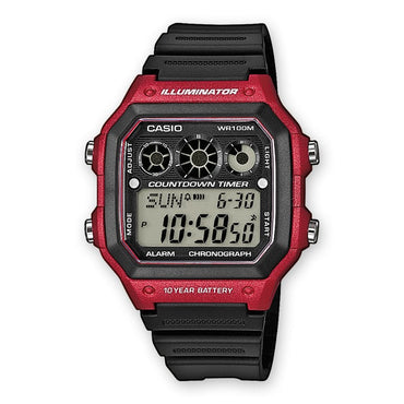 Montre Enfant CASIO AE-1300WH-4AVDF
