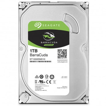 Seagate BarraCuda 2 To - bureau