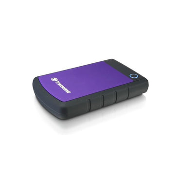 HDD Transcend StoreJet 25H3 4To (USB 3.1) - externe -Triple protection