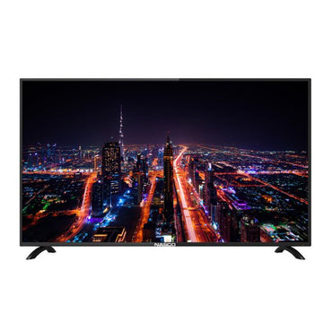 NASCO LED TV 50″ ULTRA HD – LED_50F1_UHD