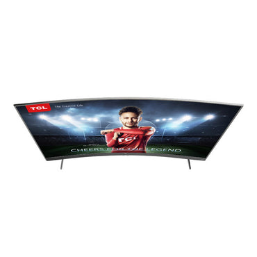 TCL LED SMART TV 55″ ULTRA HD 4K INCURVÉE – TCL_55P3CUS