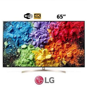 "LG SMART TV-65""-SUPER UHD - 4K- Wifi- Noir"