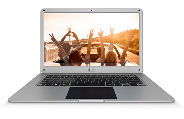 "i-Life ZedAir Plus Laptop - 15.6"" - 500GB - 3GB de RAM-  - Windows 10 - Grey"