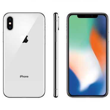 Apple IPhone X - 4G LTE - 5.8 Pouces - 3Go Ram - 256Go Rom