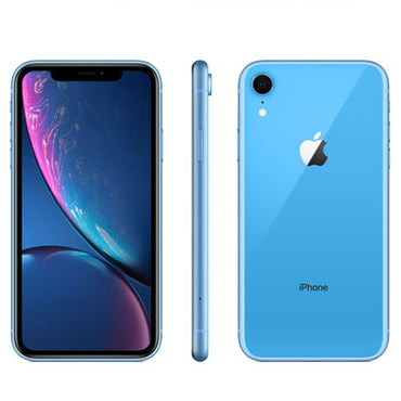 "Apple IPhone XR- 6.1""- 128 Go- IOS 12- 12 Mpx- 4G"