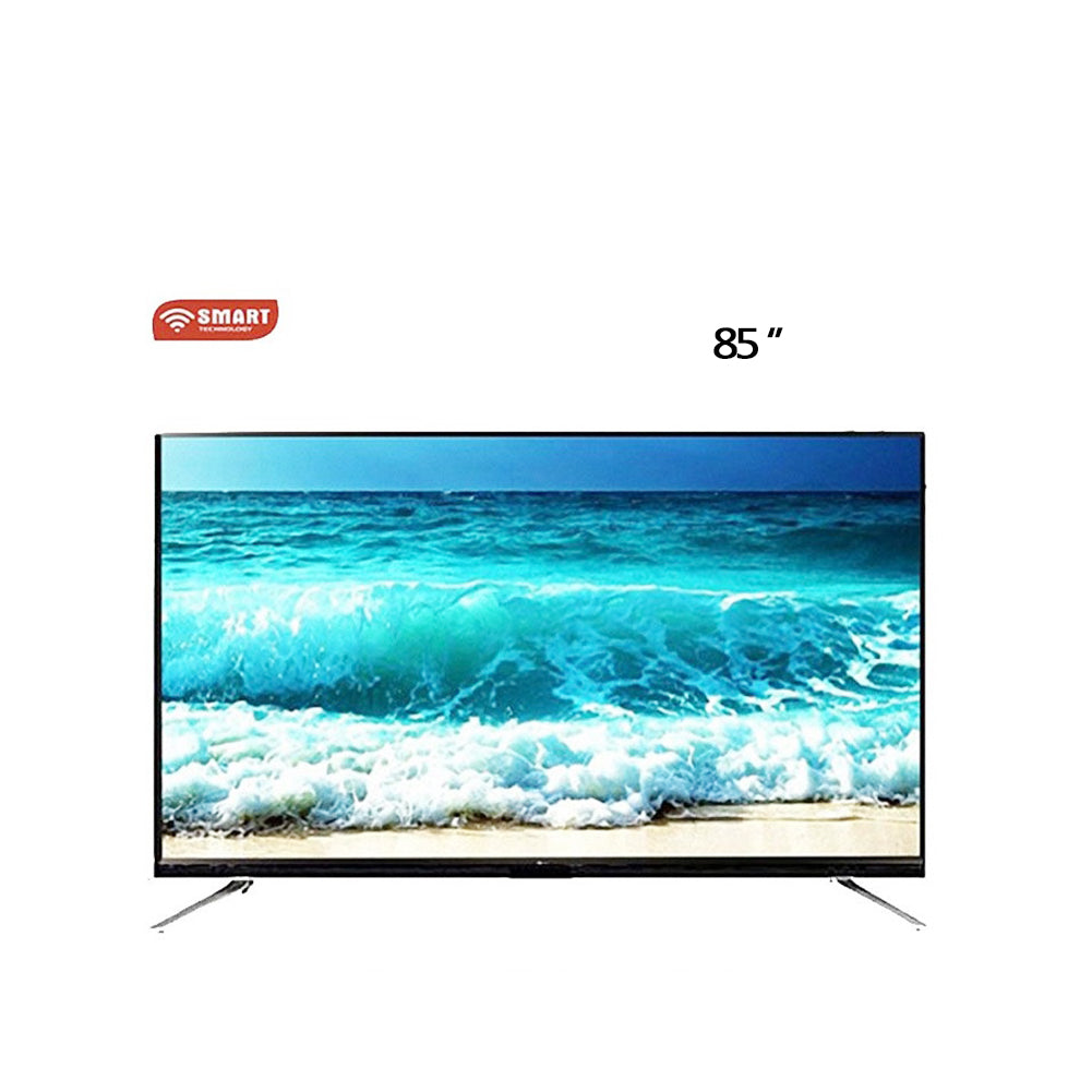 SMART TV LED - 85 '' Ultra HD 4K Avec Wifi - Noir - STT-9085S  SMART TECHNOLOGY