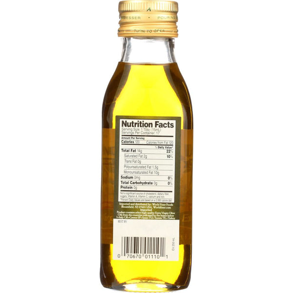 DAVINCI: Extra Virgin Olive Oil, 8.5 oz