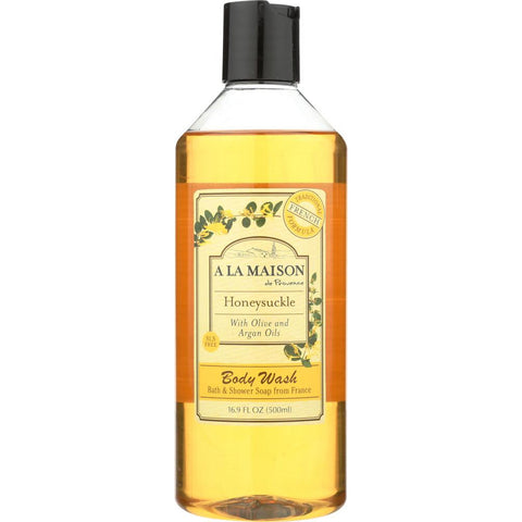 A LA MAISON: Honeysuckle Body Wash, 16.9 fl oz