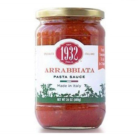 1932 BY MENU: Arrabbiata Pasta Sauce, 24 oz