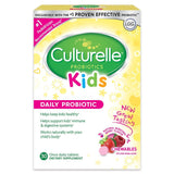 CULTURELLE: Kids Daily Probiotic Chewables, 30 pc