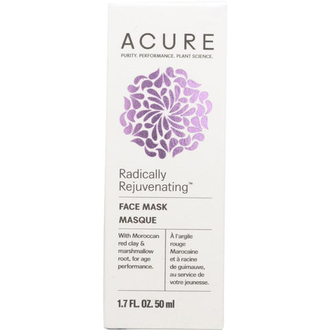 ACURE: Radically Rejuvenating Face Mask, 1.7 oz