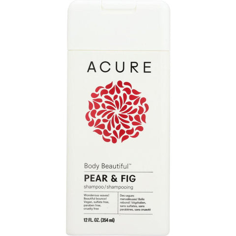 ACURE: Body Beautiful Shampoo Pear & Fig, 12 fl oz