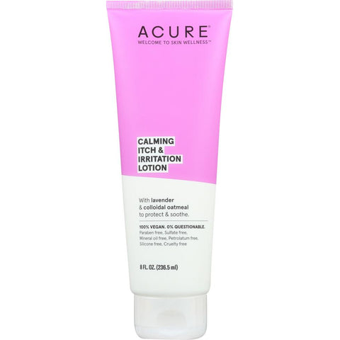 ACURE: Lotion Calming Itch Irritation, 8 fo