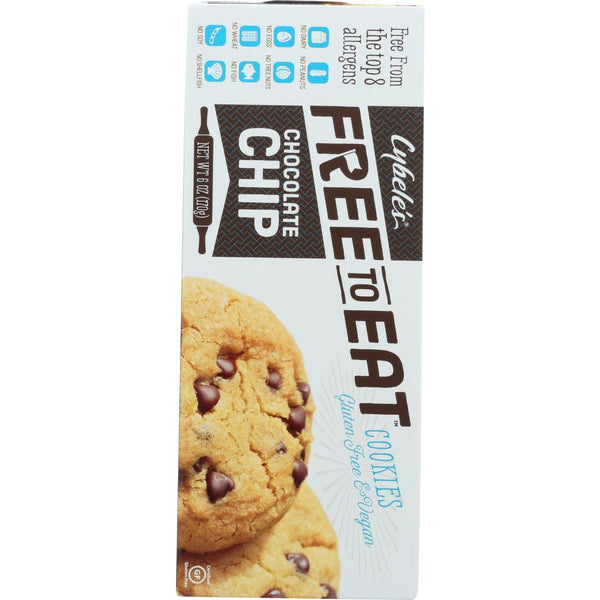 CYBELES: Chocolate Chip Cookies, 6 oz