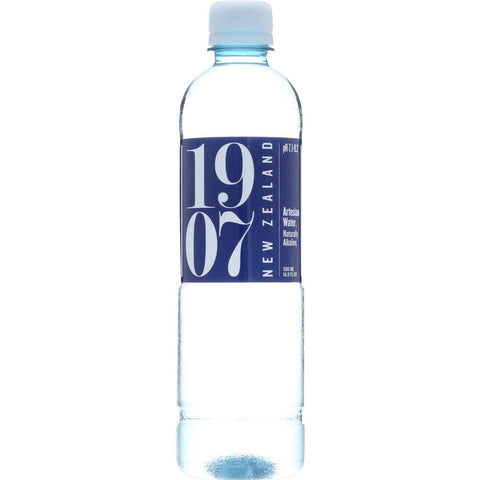1907 - New Zealand Artesian Water Alkaline, 16.9 fl oz