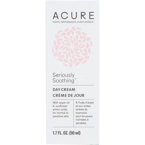 ACURE: Seriously Soothing Facial Day Cream, 1.7 oz