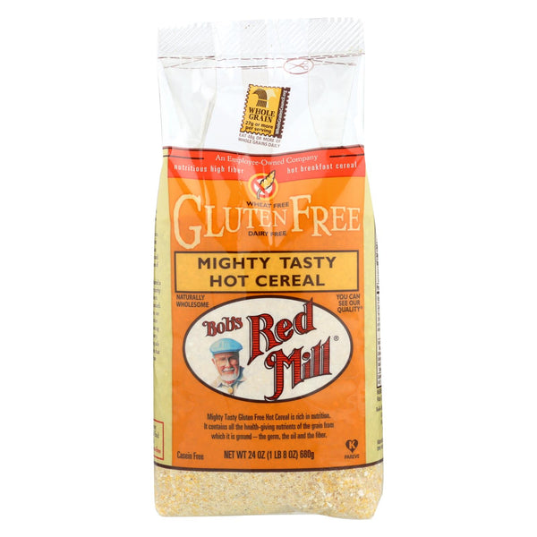 Bob's Red Mill - Gluten Free Mighty Tasty Hot Cereal - 24 Oz - Case Of 4