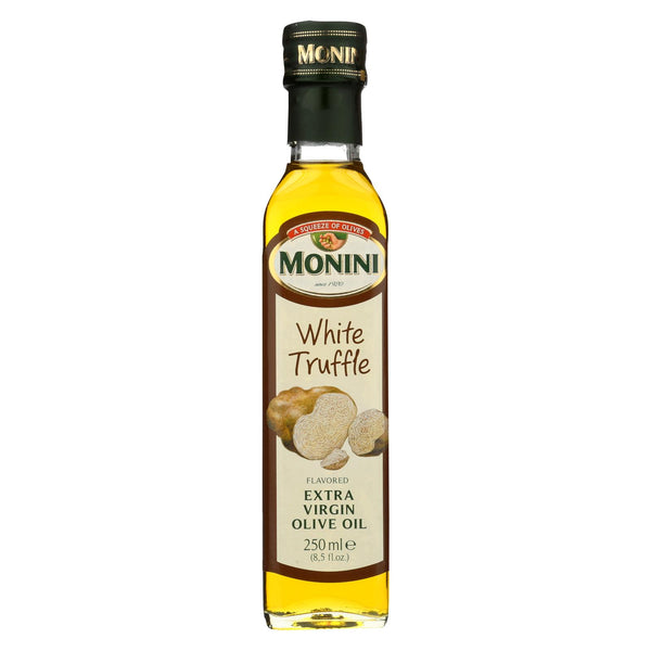 Monini - Extra Virgin Olive Oil - White Truffle - Case Of 6 - 8.5 Fl Oz.