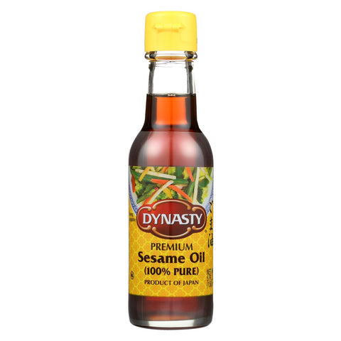 Dynasty Oil - Sesame Seed - Case Of 12 - 5 Fl Oz.