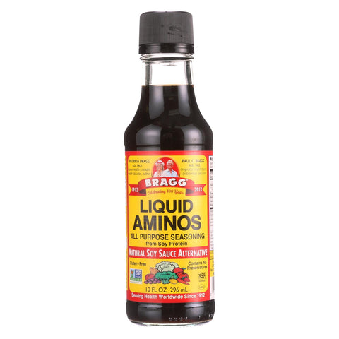 Bragg - Liquid Aminos - 10 Oz - Case Of 12