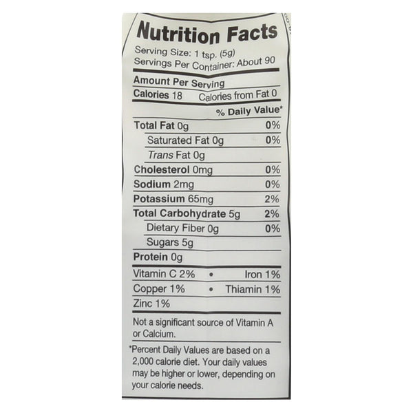 Nutiva Coconut Sugar - Case Of 6 - 16 Oz