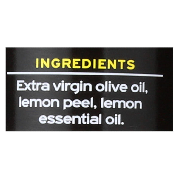 Gaea Extra Virgin Olive Oil - With A Dash Of Lemon - Case Of 8 - 8.5 Oz.