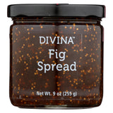 Divina - Spread - Fig - Case Of 12 - 9 Oz