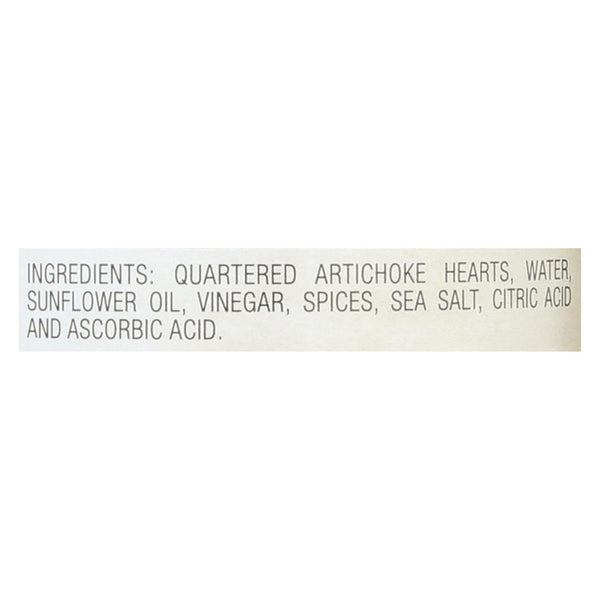 Jeff's Natural Artichoke Hearts - Marinated - Case Of 6 - 14.5 Oz
