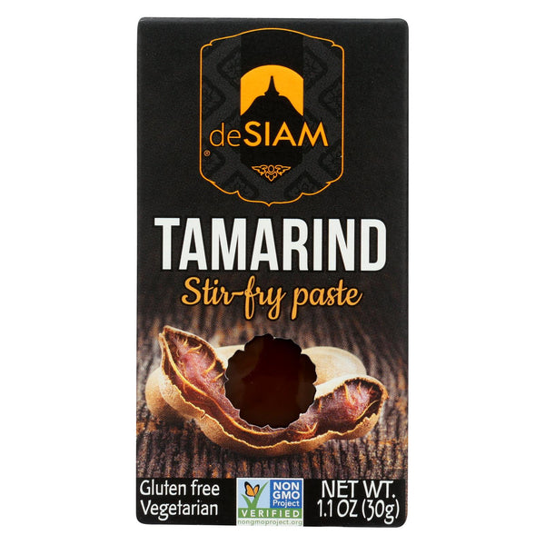 Desiam Tamarind - Stir Fry - Paste - Case Of 12 - 1 Oz