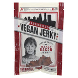 Louisville Vegan Jerky Jerky - Vegan - Maple Bacon - Case Of 10 - 3 Oz