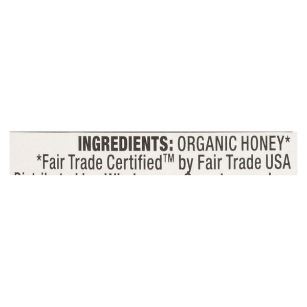 Wholesome Sweeteners Honey - Organic - White - Unfiltered - Case Of 6 - 16 Oz