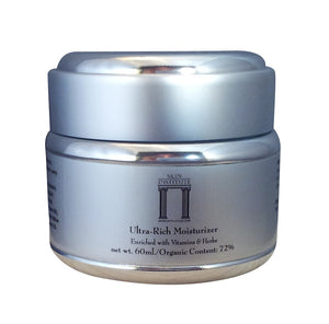 Ultra Rich Moisturizer Enriched with Vitamins & Herbs Organic 72%  (60 ml)