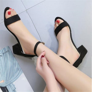 Summer Open Toe Women High Heels