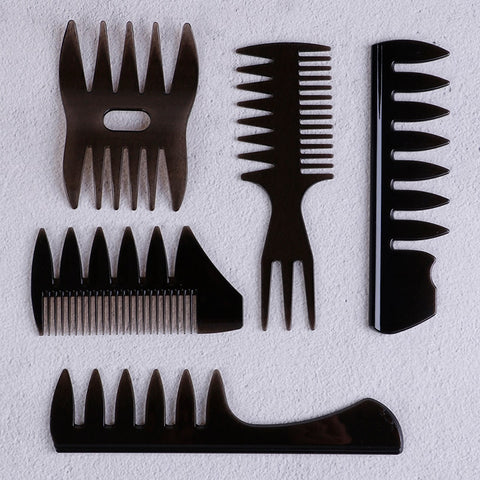 Wide Teeth Hair Comb Classic