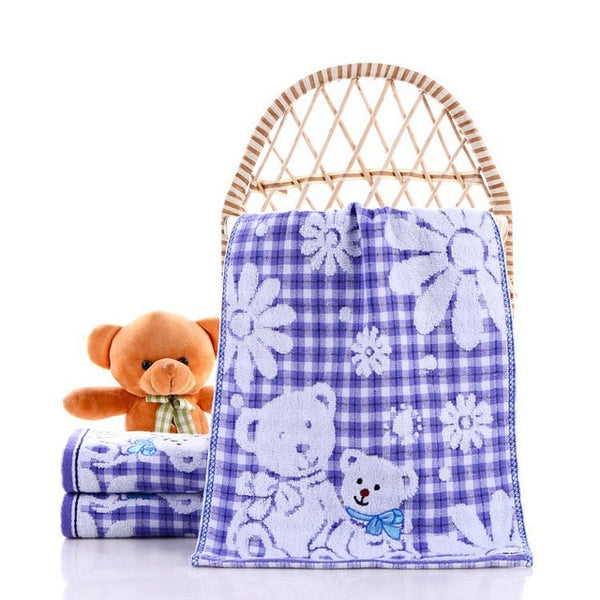 Pure Cotton Baby Towel cute