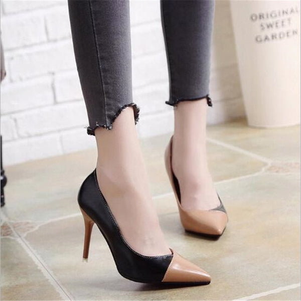 Fashion Spell Color High heels