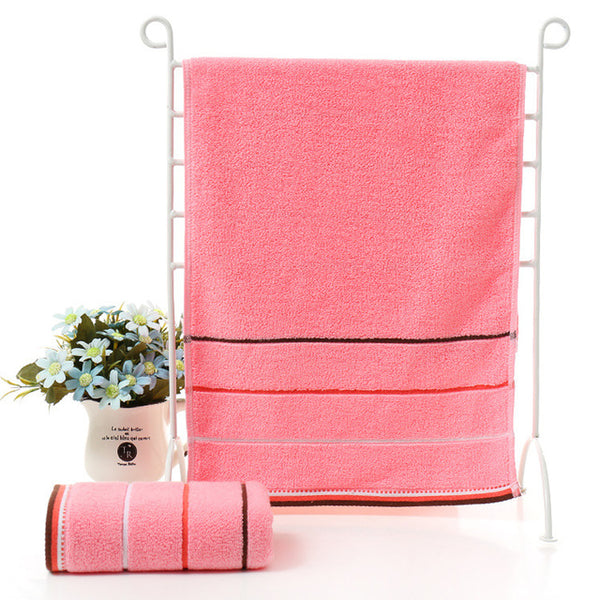 Quick Drying Cotton Towel Stripe