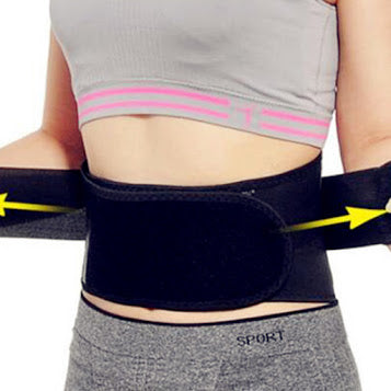 Magnetic Lumbar Brace Belt