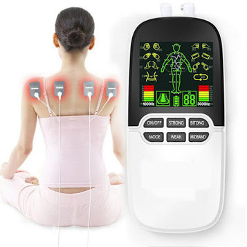 Multi-Functional Dual-Output Massager