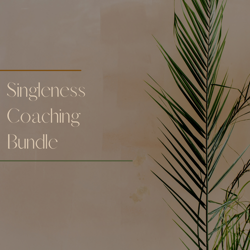 Singleness Coaching Bundle