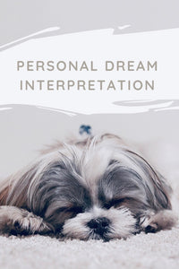 Personal Dream Interpretation Consultation