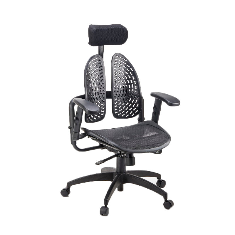 Bogart E8902 High Back with Lumber Support MATREX USA Patent Mesh Chair