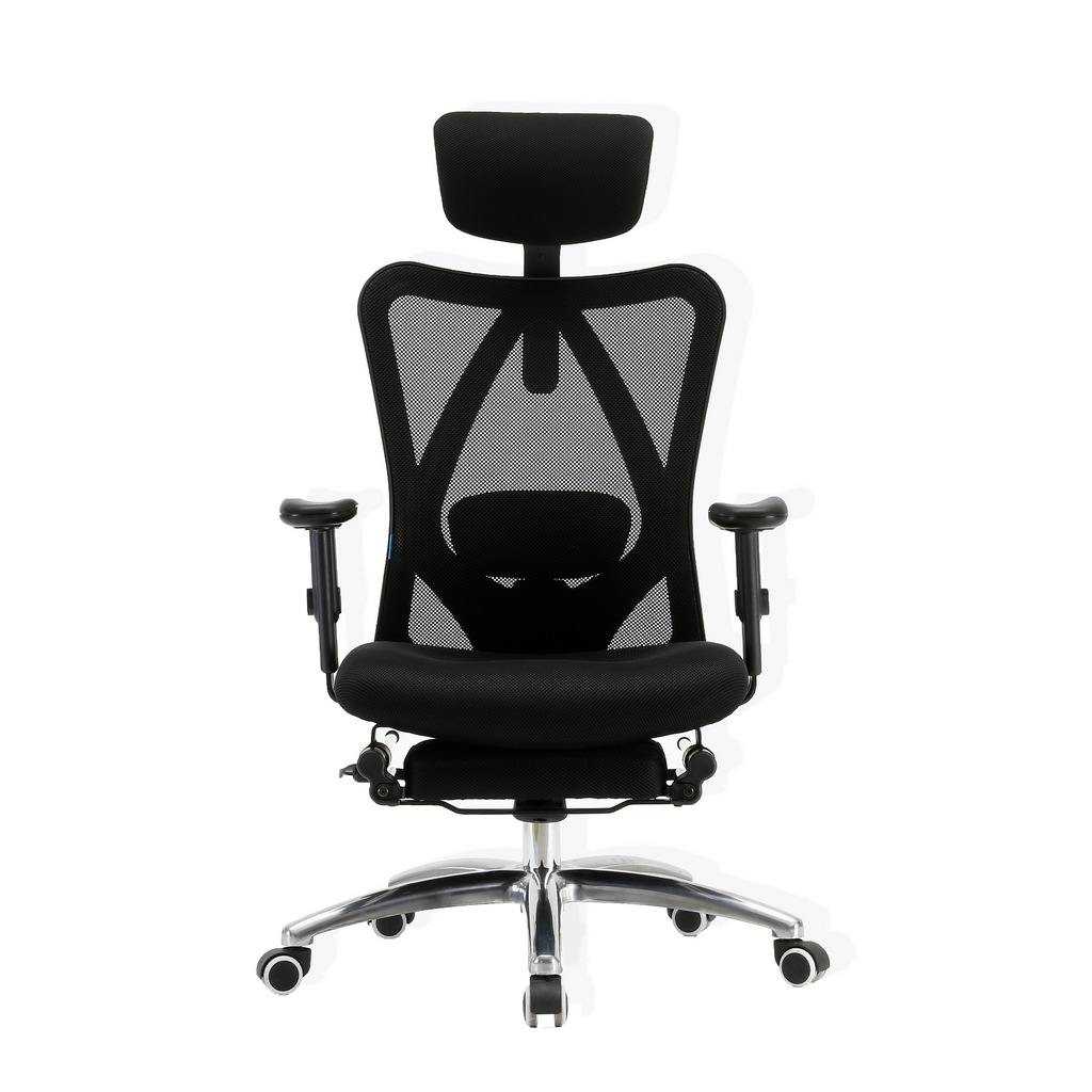 Sihoo M18 Ergonomic Fabric Office Chair with Legrest