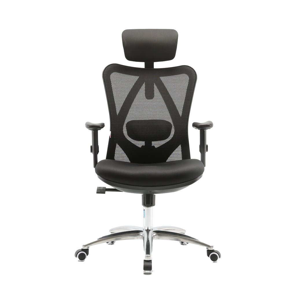 [Pre-Order] Sihoo M18 Ergonomic Fabric Office Chair without Legrest [Deliver From End of April]