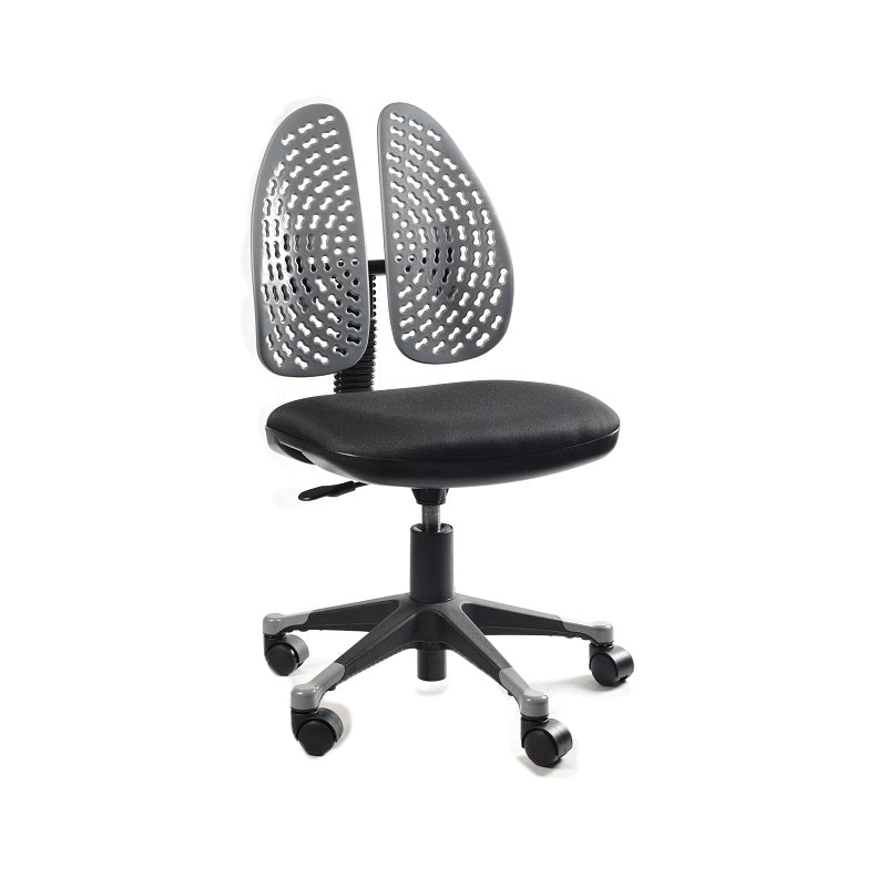 Happy Wings Kids Chair  - Ergonomic Grey OrthoBack Kids Chair