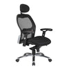 Zone Hi-Back Director Mesh Chair